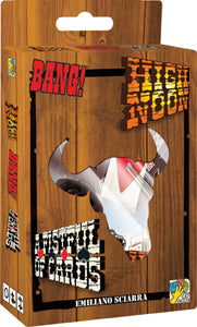 BANG High Noon A Fistful of Cards Extension