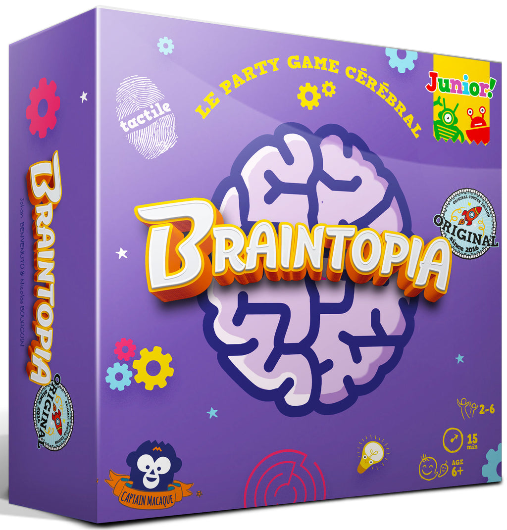 Braintopia Junior