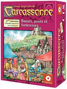 Carcassonne Bazars ponts et forteresses Extension 8