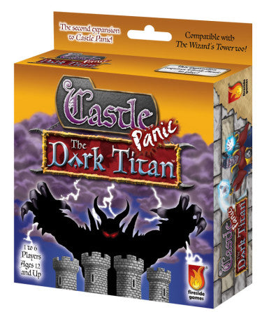 Castle Panic Dark Titan Expansion
