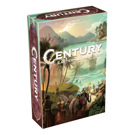 Century Eastern Wonders Extension