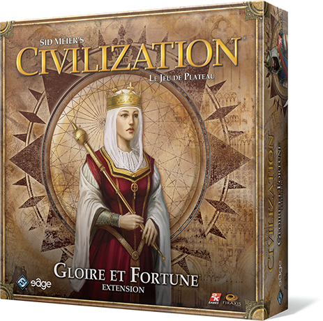 Civilization Gloire et Fortune Extension