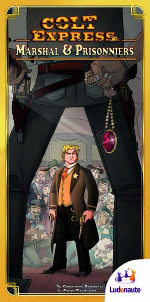 Colt Express Marshal et Prisonniers Extension