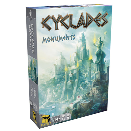 Cyclades Monuments Extension