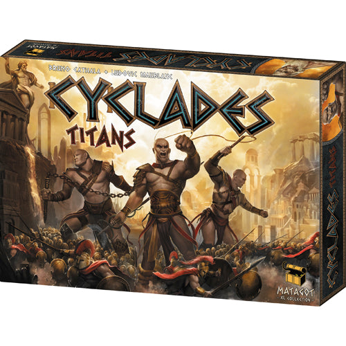 Cyclades Titans Extension