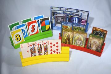 Support pour cartes / Kit de 4