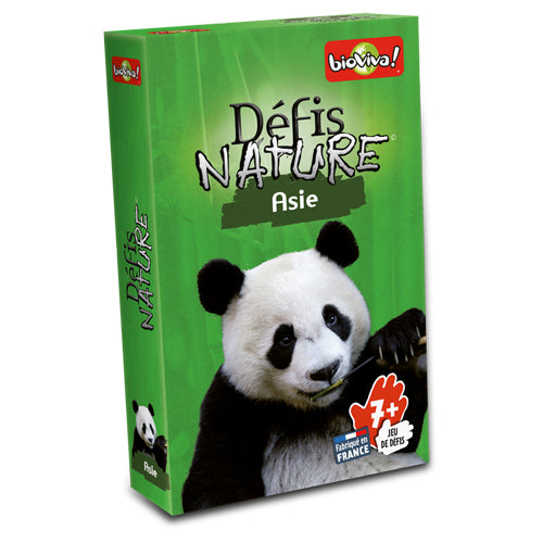 Défis Nature Asie