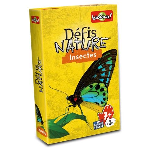 Défis Nature Insectes