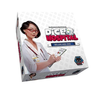 Dice Hospital Deluxe  - Extension