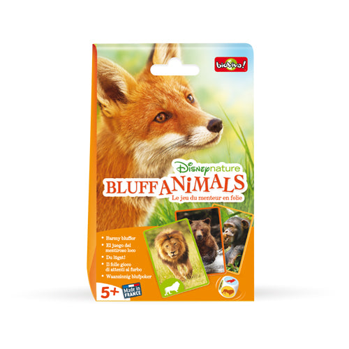 Disney Nature Bluff animals