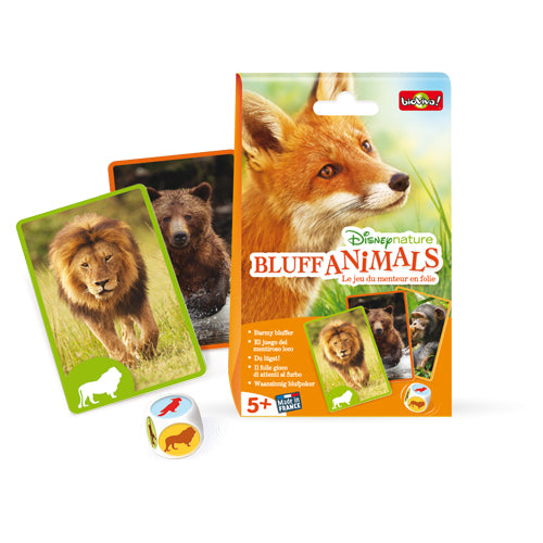 Disney Nature / Bluff animals