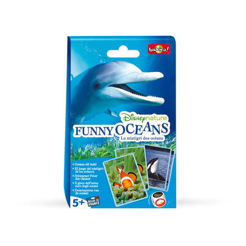 Disney Nature Funny oceans