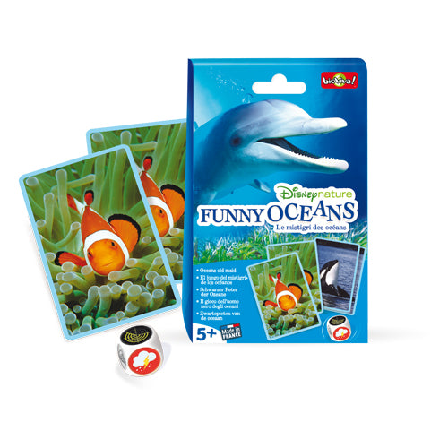 Disney Nature / Funny oceans
