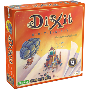 Dixit Odyssey Extension