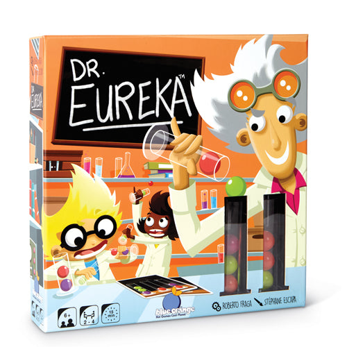 Dr Eureka Version géant