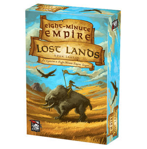 Eight-Minute Empire Lost Lands Expansion