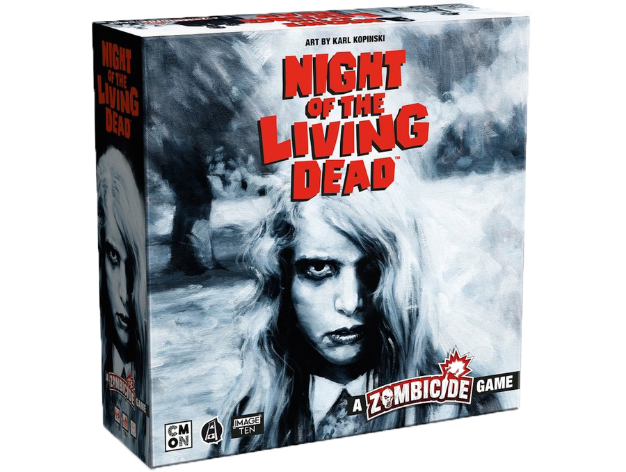 Zombicide Night Of The Living Dead