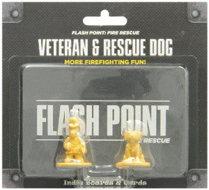 Flash Point Veteran and Rescue Dog Accessory Pack 1