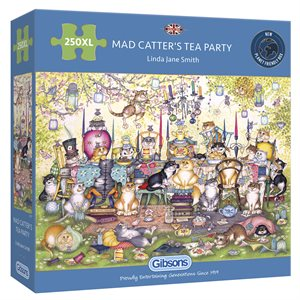 Mad Catter's Tea Party (250 morceaux XL)