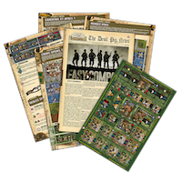 Heroes of Normandie Gazettethe Devil Pig News 3 Extension