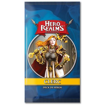 Hero realms - Deck de Héros Clerc
