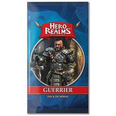 Hero realms - Deck de Héros Guerrier