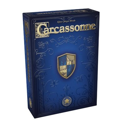 Carcassonne 20th Anniversary (AN) (PREORDER)