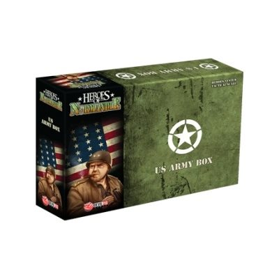 Heroes of Normandie US Army Box Extension
