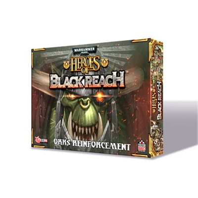 Heroes of Black Reach - Orks Reinforcement extension