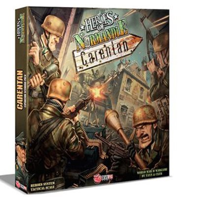 Heroes of Normandie Carentan Extension