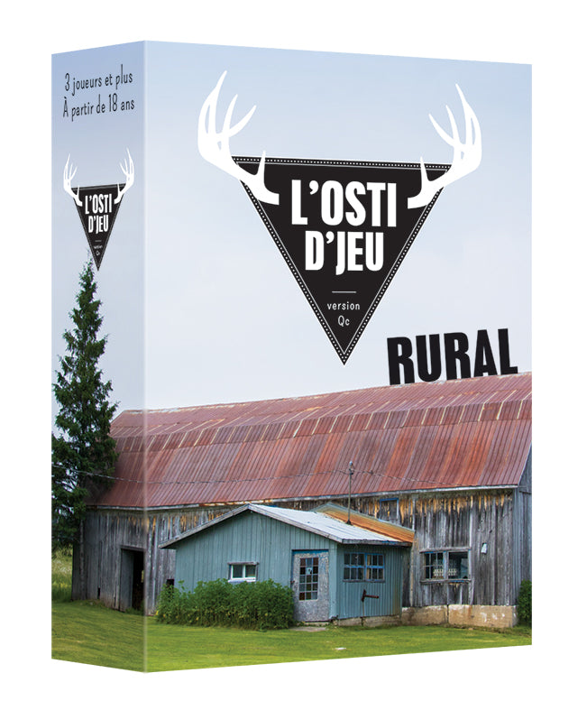L'osti d'jeu Rural Extension