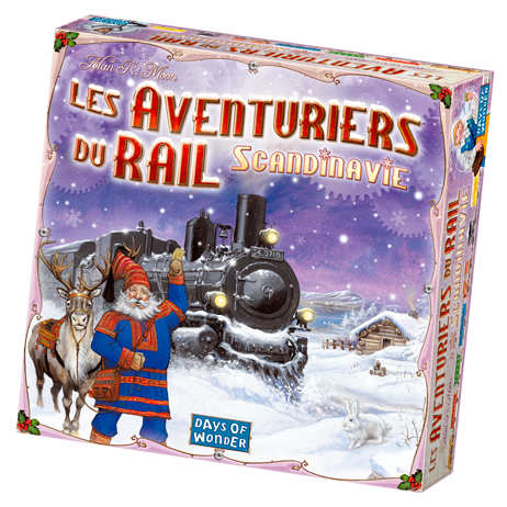 Les Aventuriers du Rail Scandinavie