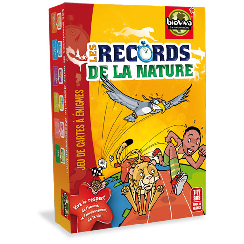 Les records de la nature orange