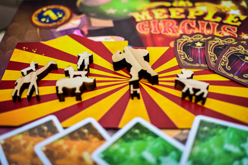 Meeple Circus - the Show Must Go On ! Extension
