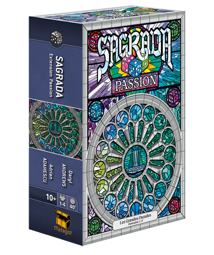 Sagrada - Passion Extension