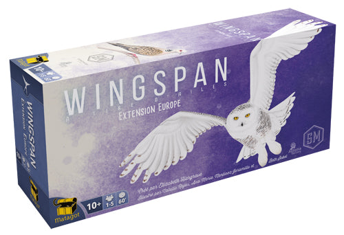 Wingspan - Europe Extension (PRÉCOMMANDE)