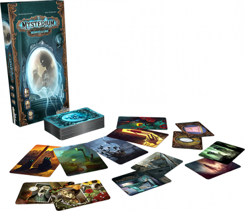 Mysterium - Secrets and Lies Extension