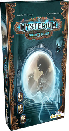 Mysterium Secrets and Lies Extension