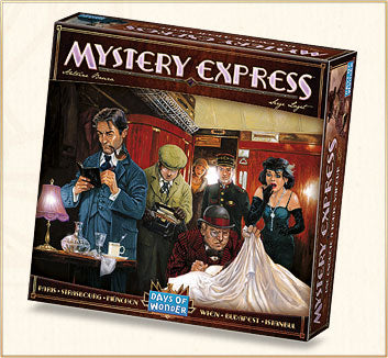 Mystery Express