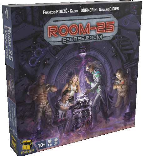 ROOM 25 Escape Room Extension