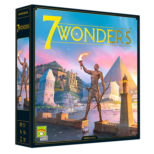 7 Wonders New Edition (anglais)