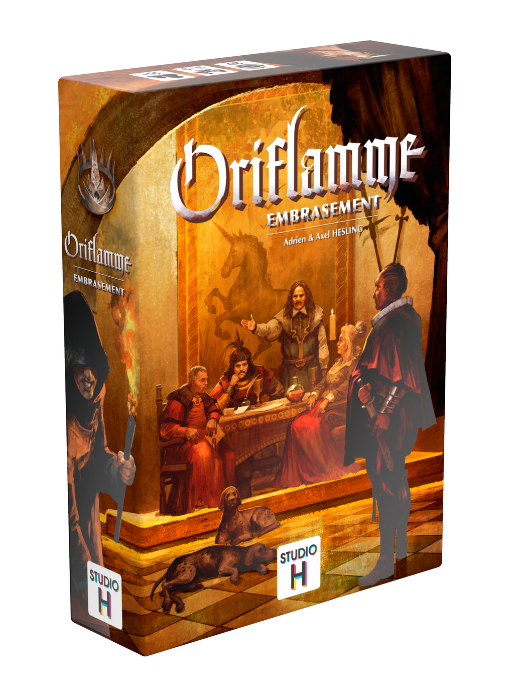 Oriflamme - Embrasement Extension
