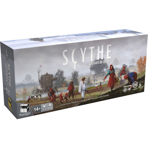 Scythe Conquérants du lointain Extension