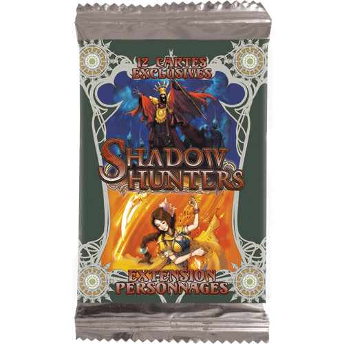 Shadow Hunters Extension