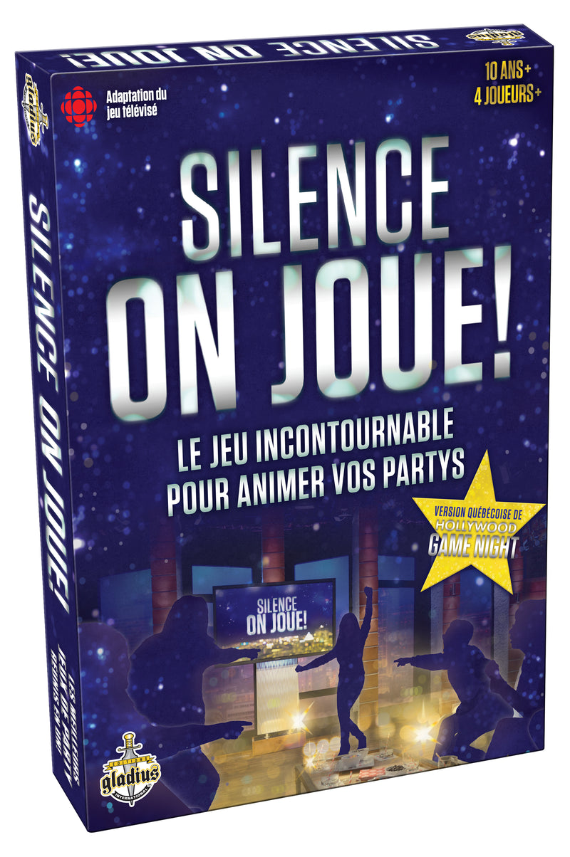 Location - Silence, on joue!