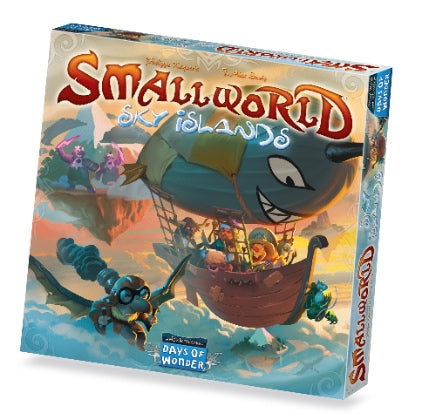 SmallWorld Sky Island Extension