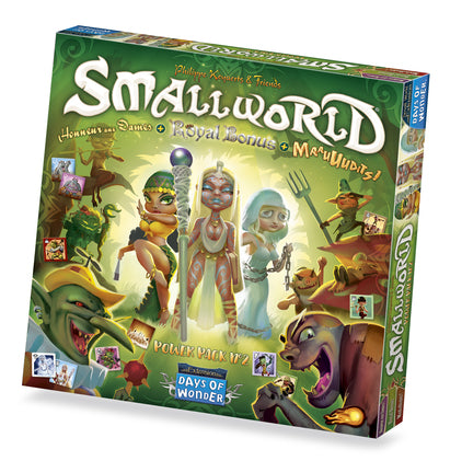 SmallWorld Power Pack n°2 Extension