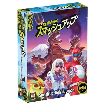 Smash Up - Rois du Japon Extension