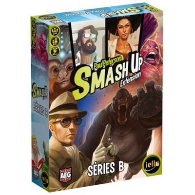 Smash Up Séries B Extension
