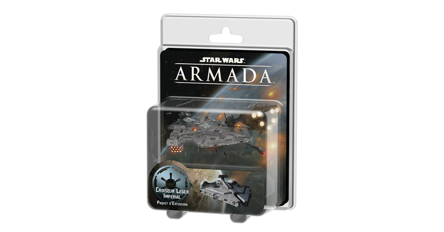 Star Wars Armada Croiseur Léger Imperial Extension